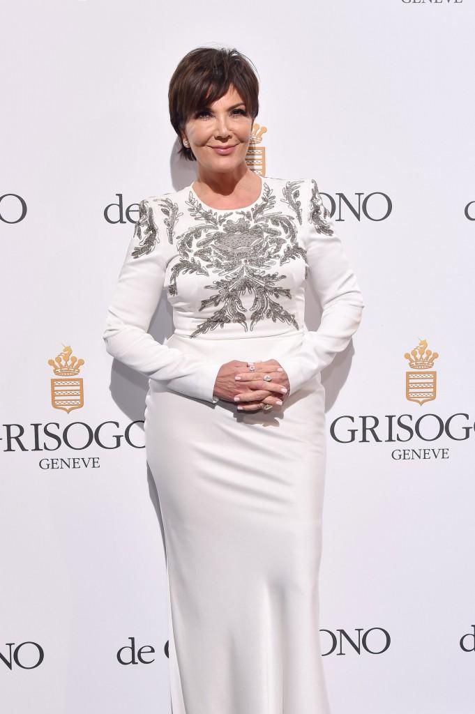 Photocall de la soirée de Grisogono à l'hôtel Eden Roc au Cap d'Antibes lors du 69 ème Festival International du Film de Cannes