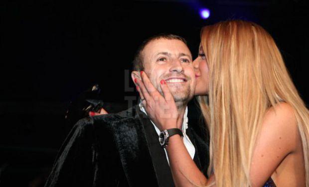 Cătălin Botezatu și Bianca Drăgușanu, pe vremea când formau un cuplu