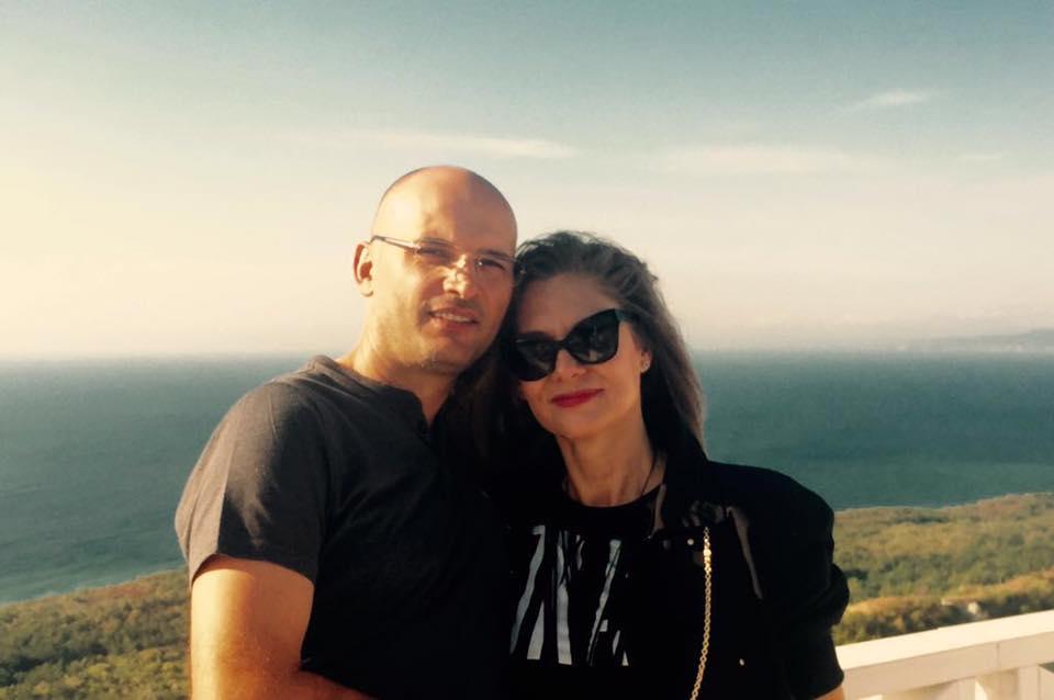 Romanița Iovan și Iulian Gogan