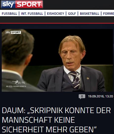 Daum Sky Sport Austria