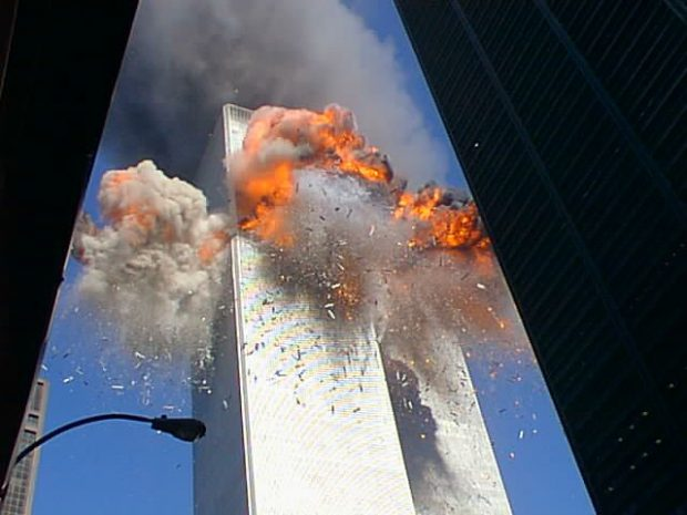 Atentate 11 septembrie 2001, World Trade Center, New York