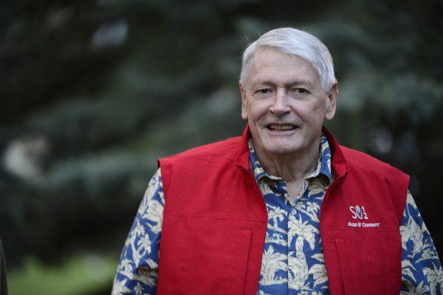 Miliardarul american John Malone (FOTO: EPA)
