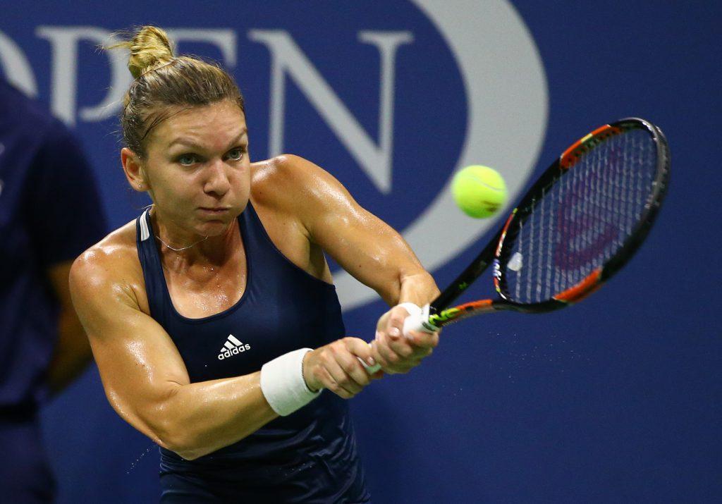Simona Halep – Irina Begu, în semifinalele turneului WTA ...  |Halep Begu