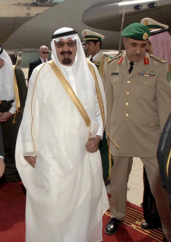 regele  Khalid bin Abdulaziz Al Saud