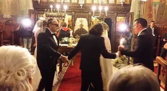 Gabriel Cotabiță s-a căsătorit. Primele imagini din biserica