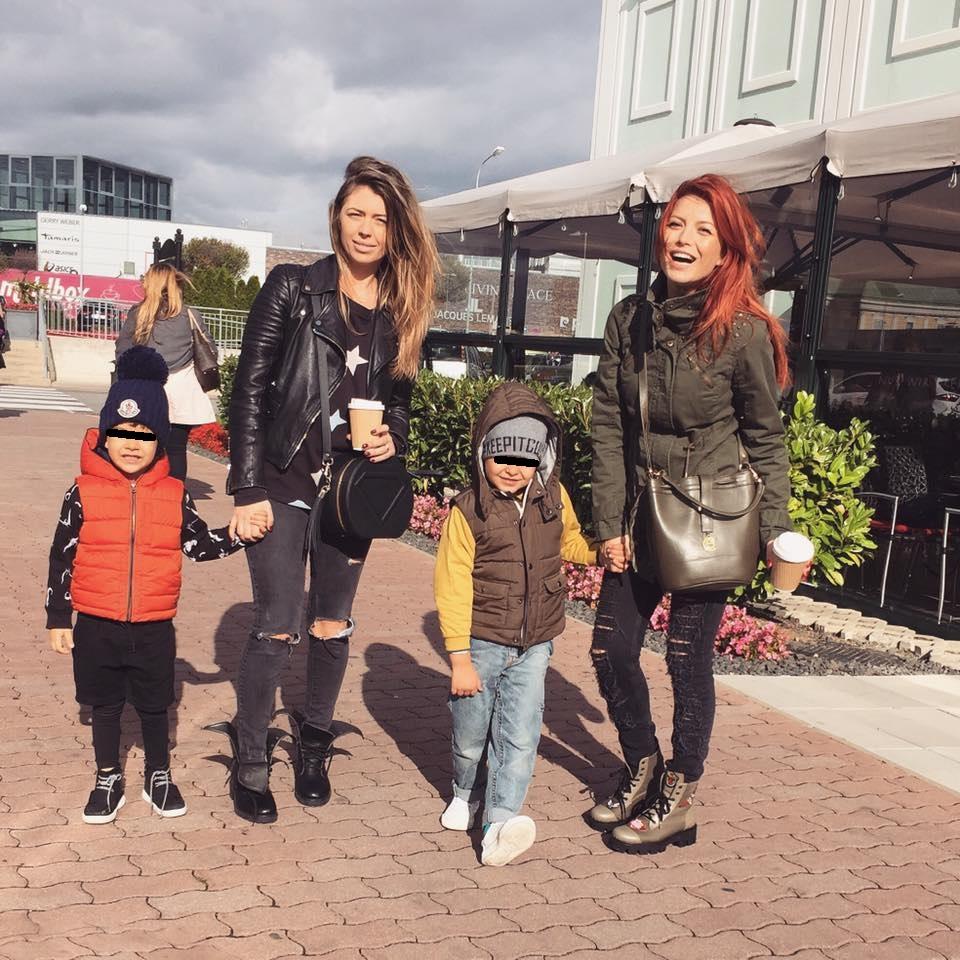 Relația dintre Elena Gheorghe și sora ei a fost moștenită și de copiii lor