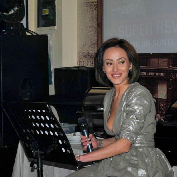 Fiica lui Horia Moculescu a luat droguri și s-a îngrășat 13 kilograme