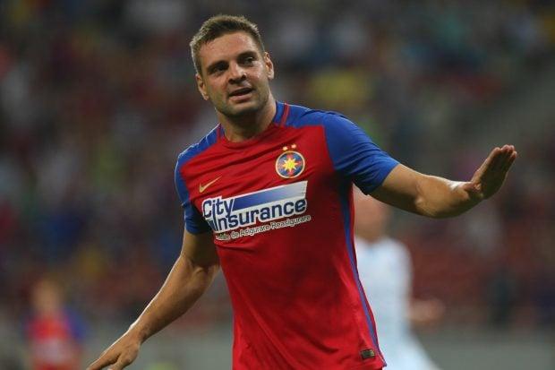 FCSB a învins clar Dinamo în manșa tur a semifinalei Cupei României. Adi Popa, gol de adio