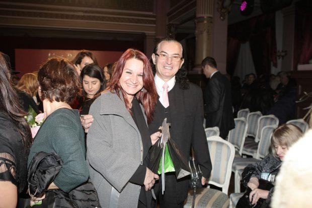 Miron Cozma și fosta soție, romantici în public. Cum arată acum avocata Monica Ionescu