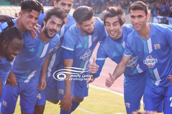 Fotbal Irak