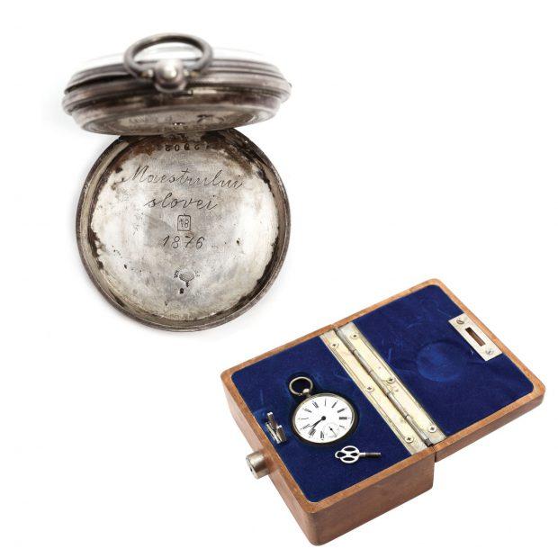Ceasul de buzunar al lui Mihai Eminescu