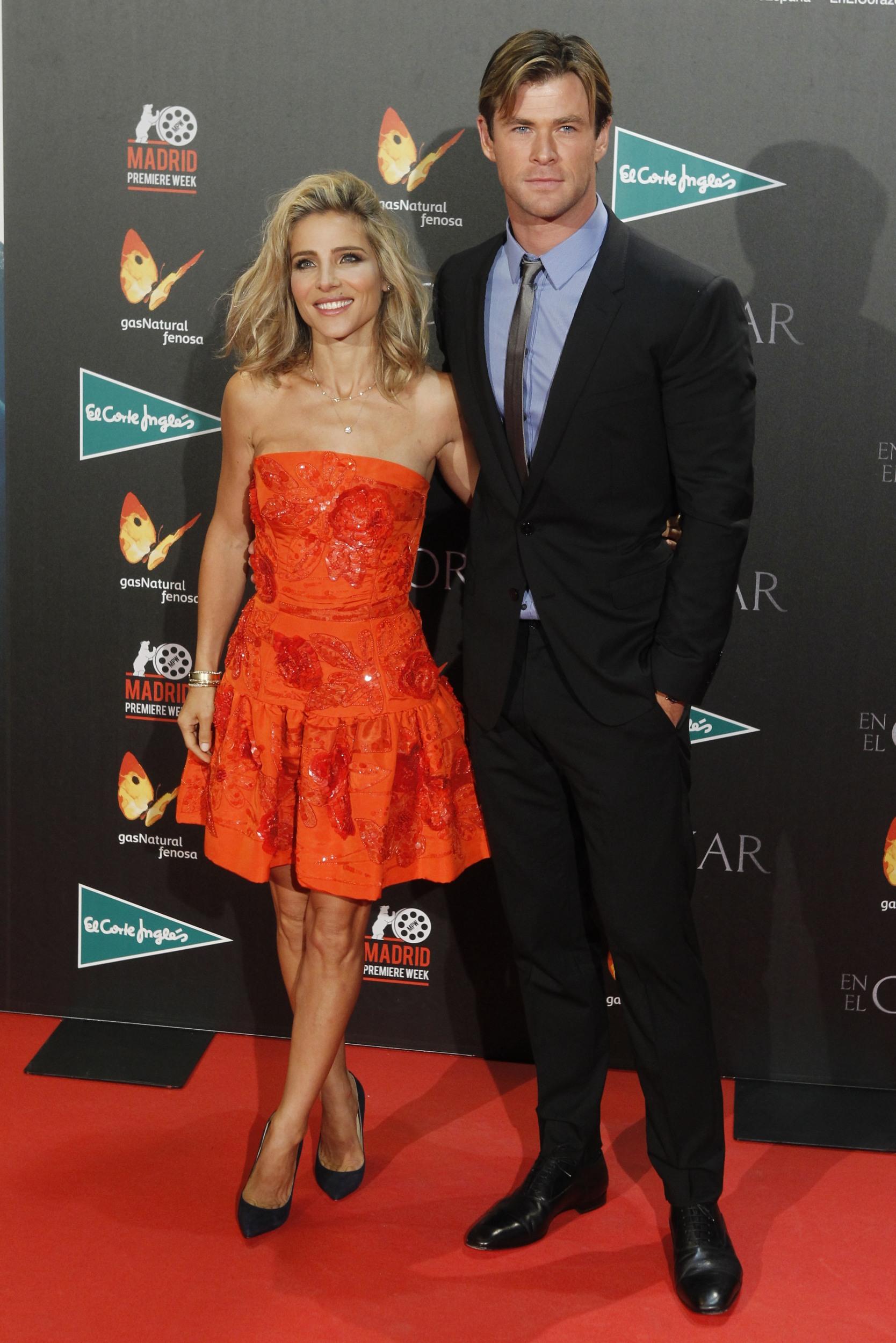 """Chris Hemsworth, soțul Elsei Pataki,   a fost desemnat """"bărbatul anului"""" de revista GQ"""