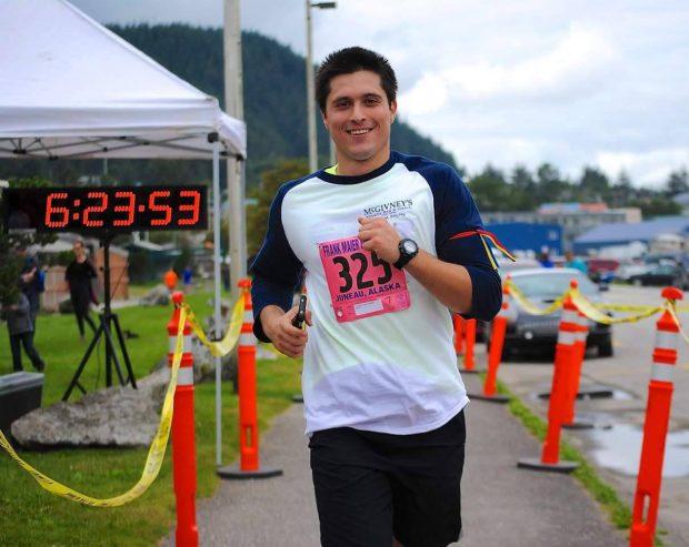 Frank Maier Marathon 1