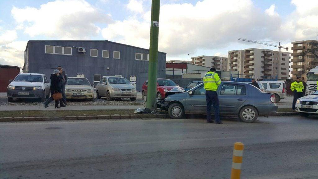 Marian Godină vrea să prindă un șofer fugar. Polițistul din Brașov, implicat într-o campanie pentru găsirea unui bărbat care a lovit și a fugit
