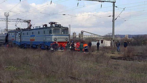 accident feroviar Gorj1