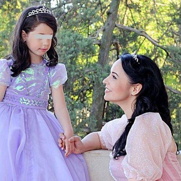 Fetița Andreei Marin nu s-a abținut. Ce a spus despre Tuncay Ozturk
