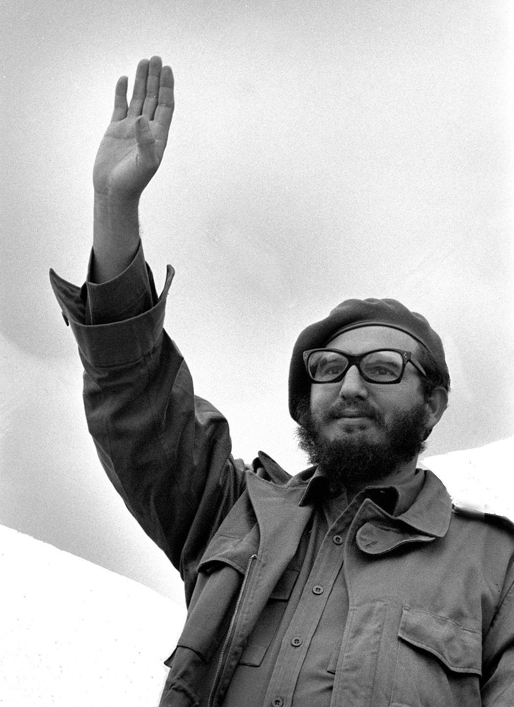 Fidel Castro Sex 88
