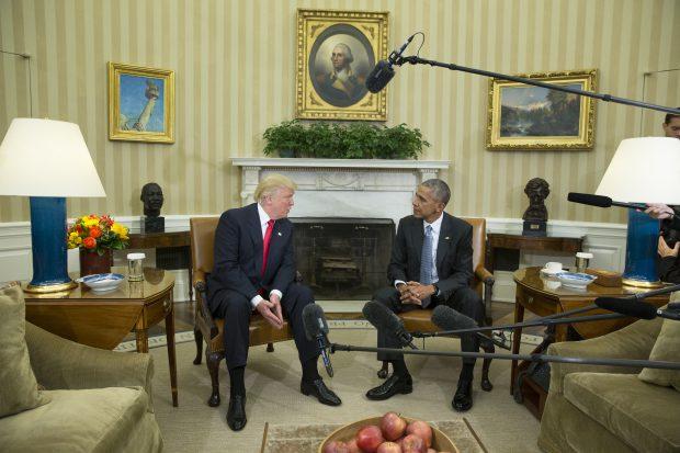 Donald Trump nu va avea acces in Biroul Oval din cauza ca Obama a refuzat renocarile de moderniazare
