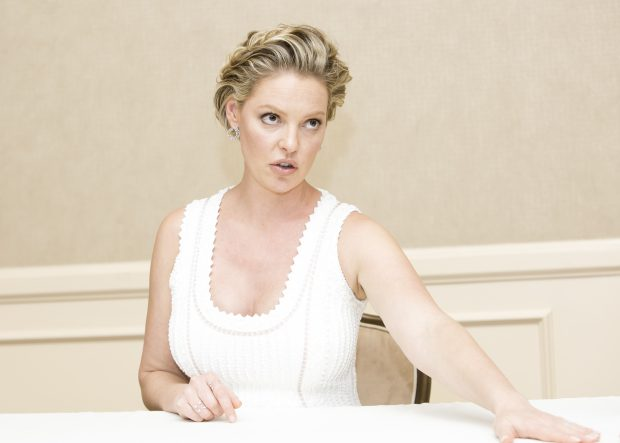 August 10, 2016 - Hollywood, California, U.S. - Katherine Heigl stars in TV series Doubt.