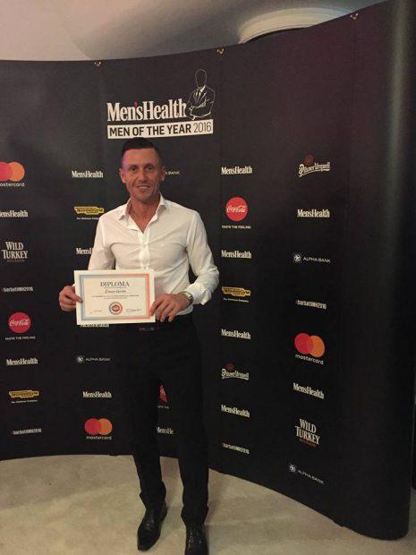 Daniel Chiriță e cel mai tare manechin din țară.