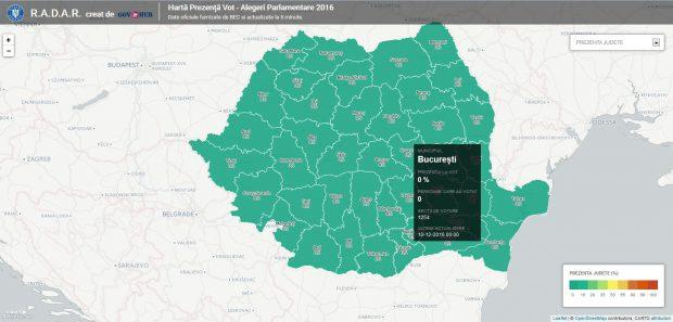 alegeri parlamentare 2016 alegeri live pe internet
