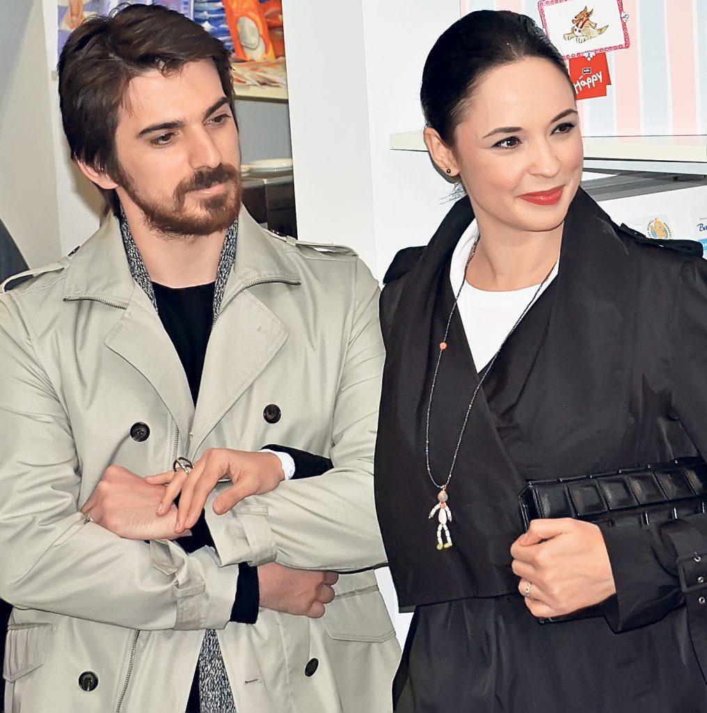 Andrea Marin și Tuncay Ozturk, în vremurile bune