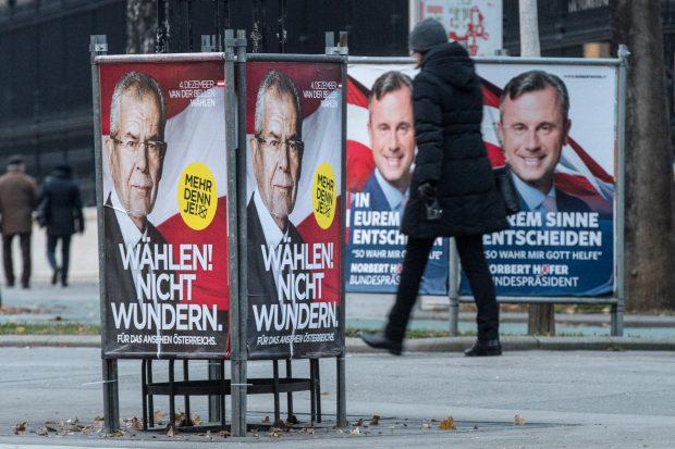 Alegeri prezidențiale în Austria | Norbert Hofer și Alexander Van der Bellen