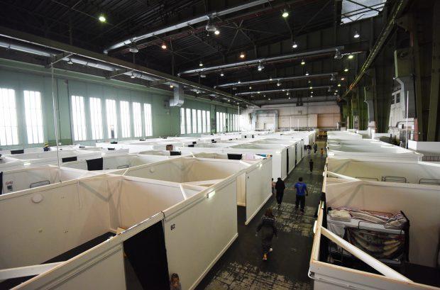 Autoritățile germane au efectuat un raid în hangarul unui fost avion