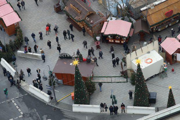 Piața de Crăciun din Berlin