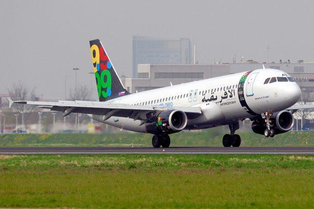 Un avion al companiei libiene Africa Airways a fost deturnat către Malta