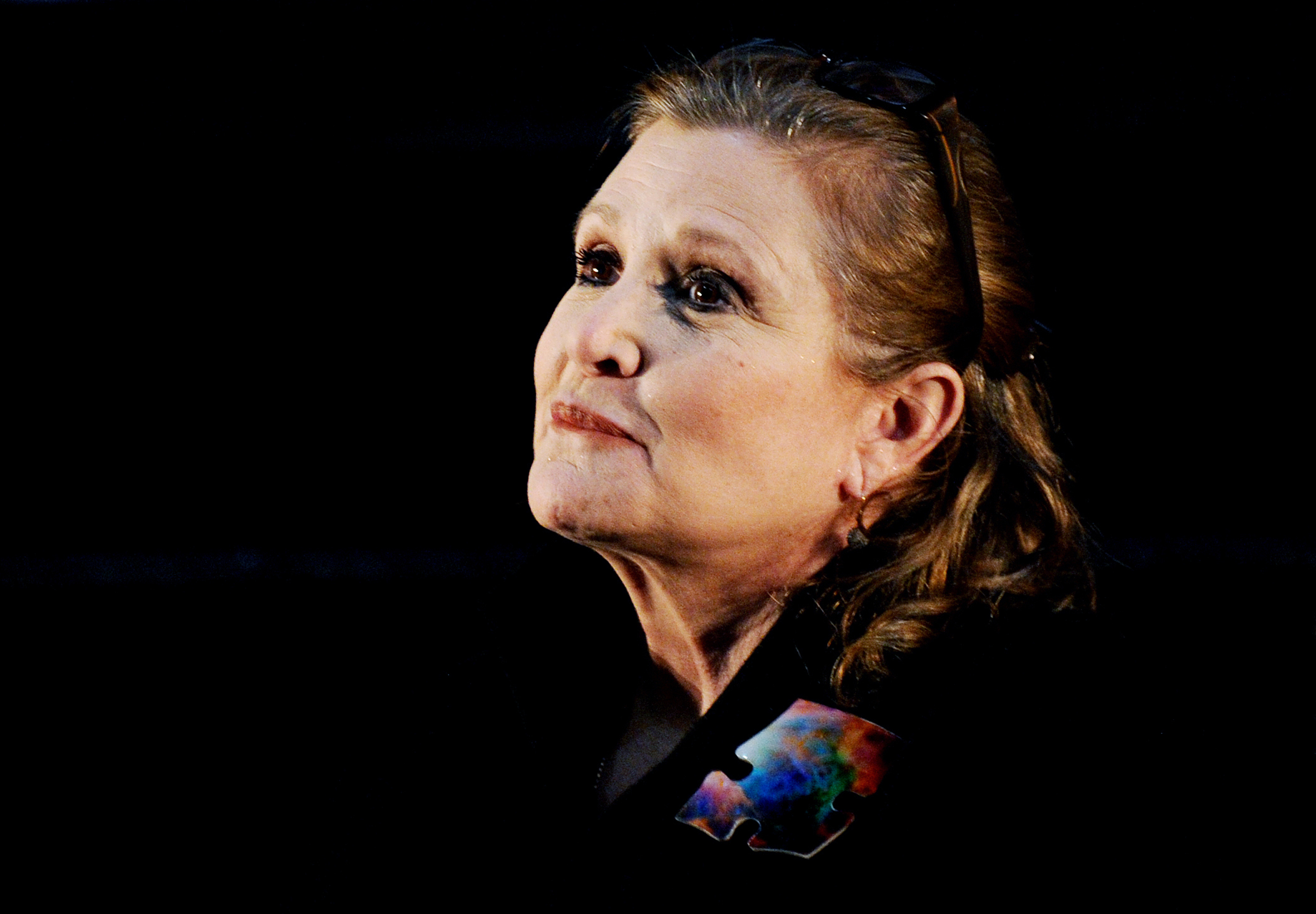 Carrie Fisher a murit