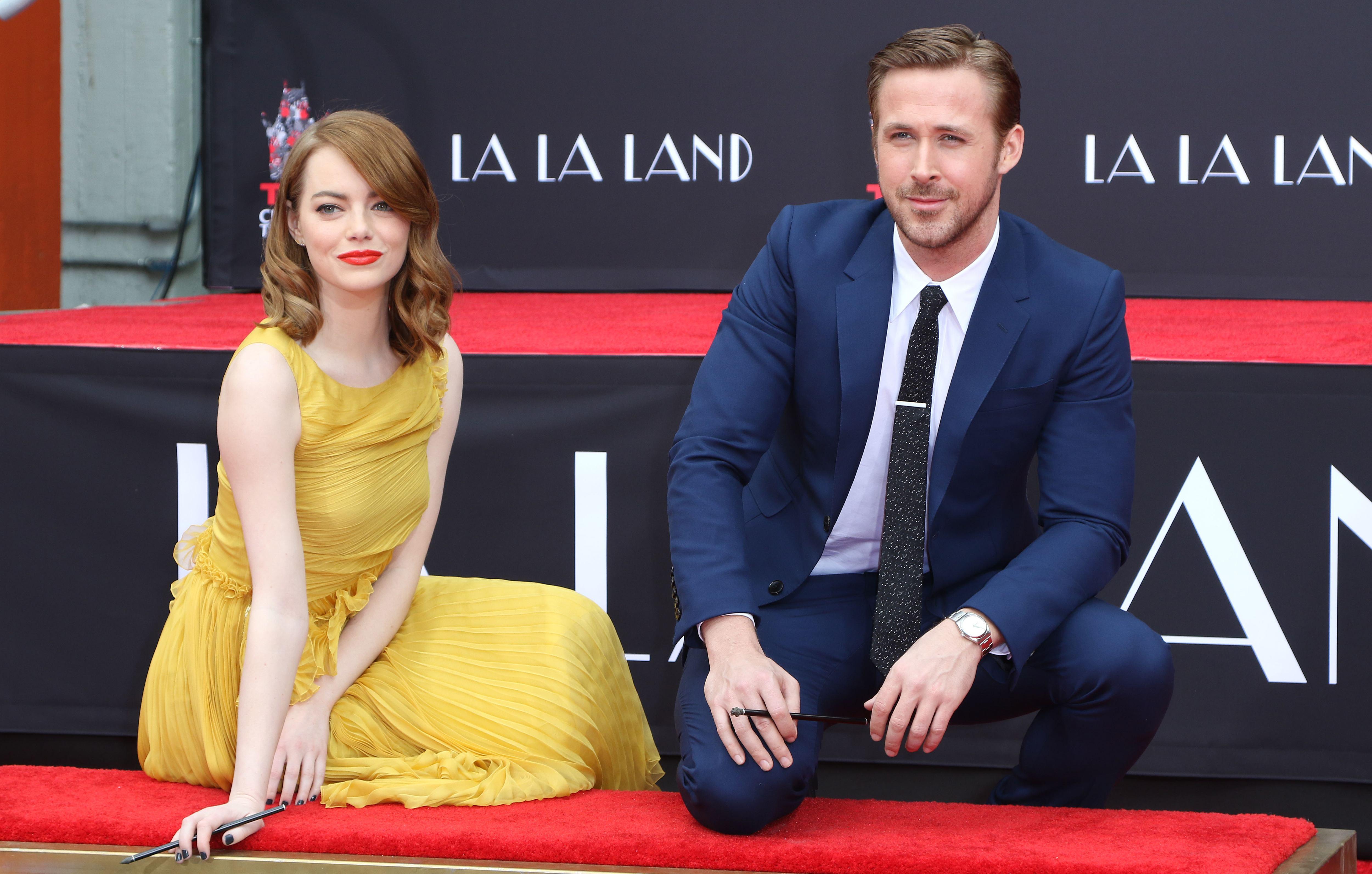 Ryan Gosling și Emma Stone, La La Land, nominalizări Globurile de Aur