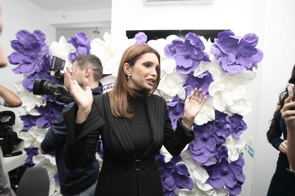 interviu pe care Cristina Spătar l-a dat