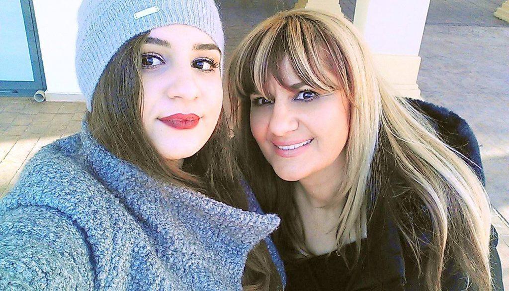 Cum arată fiica Nicolei: Maria Antonia îi seamănă perfect, după cum se poate vedea și dintr-o fotografie pe care cele două și-au făcut-o împreună