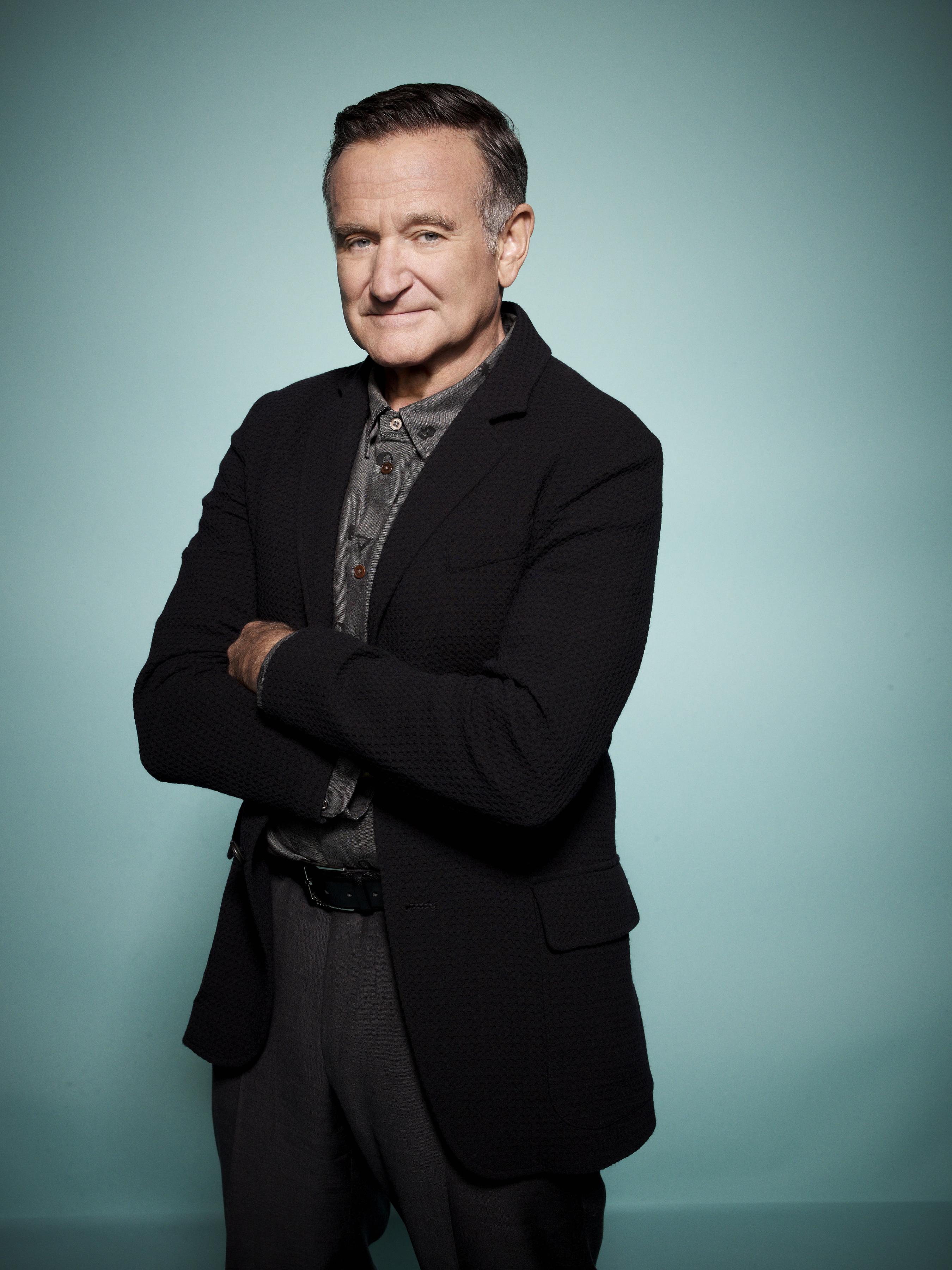 Robin Williams as Simon Roberts in