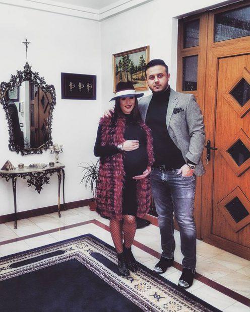 Claudia Patrășcanu se pregătește să nască