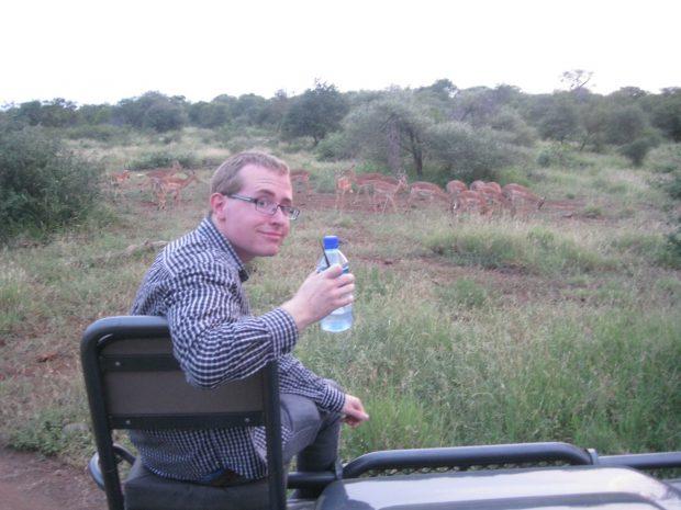 Henrik, Safari-in-South-Africa