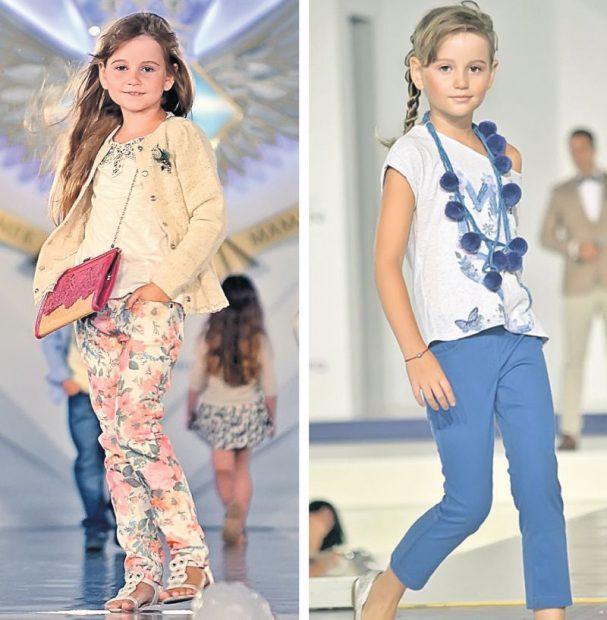 Fata mea este model', poate să spună Irinel, fără să greșească... defel! Irina e naturală pe podiumul de modă. Iat-o în timpul unor defilări din 2013 și 2014 - când avea, așadar, 6, respectiv 7 ani