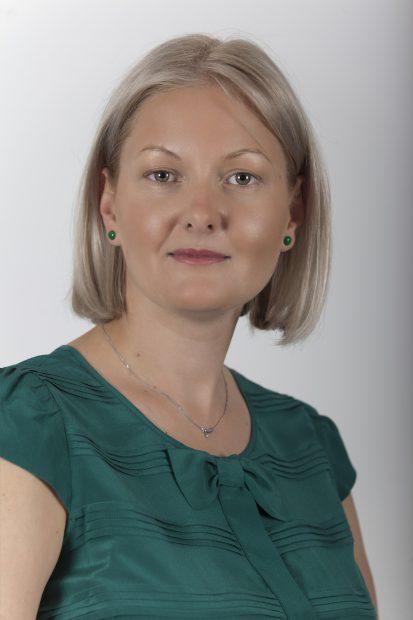 Cătălina Surcel, Director Executiv al Asociației Telefonul Copilului