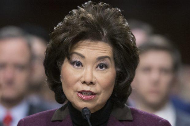 Secretarul Transporturilor Elaine Chao