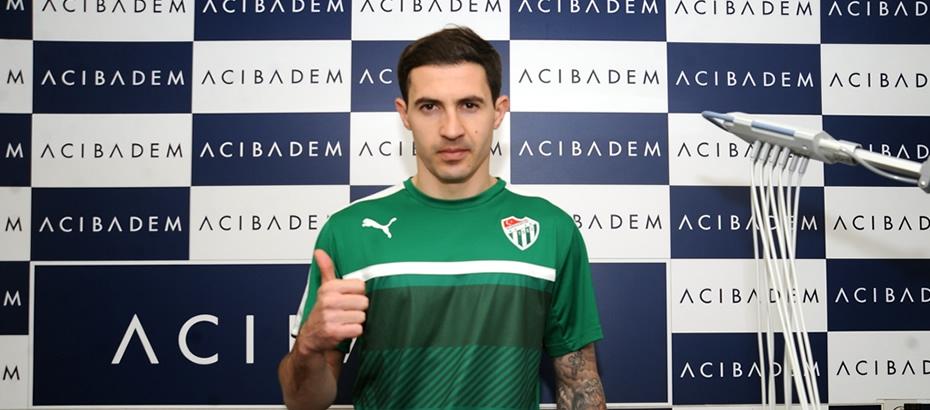 Bogdan Stancu, gol pentru Bursaspor, în stagiul de pregătire din…