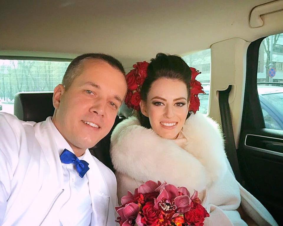 Andrei Năstase s-a căsătorit