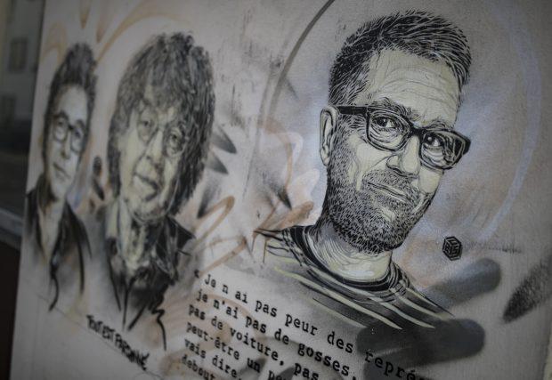 Franța comemorează victimele atacului de la Charlie Hebdo - doi ani de la atacul terorist