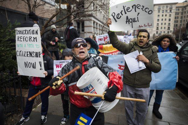 O săptămână de proteste anti-Trump, la Washington