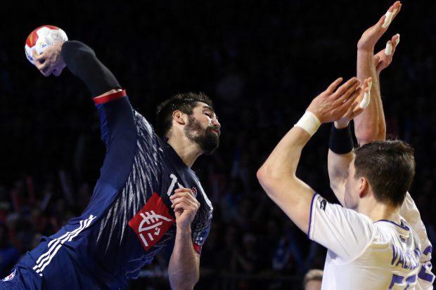 Sferturile de finală de la Campionatul Mondial de handbal masculin 2017. Franța – Suedia, meciul zilei