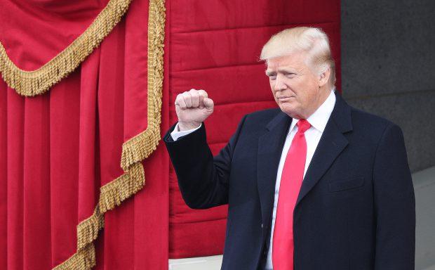 Melania Trump, ceremonia de învestire a lui Donald Trump