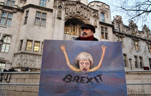 Curtea Supremă a Marii Britanii a decis că Guvernul nu poate declanșa Brexit fără aprobarea Parlamentului