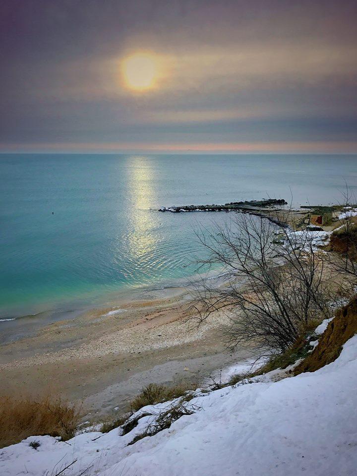 Marea Neagră a devenit turcoaz
