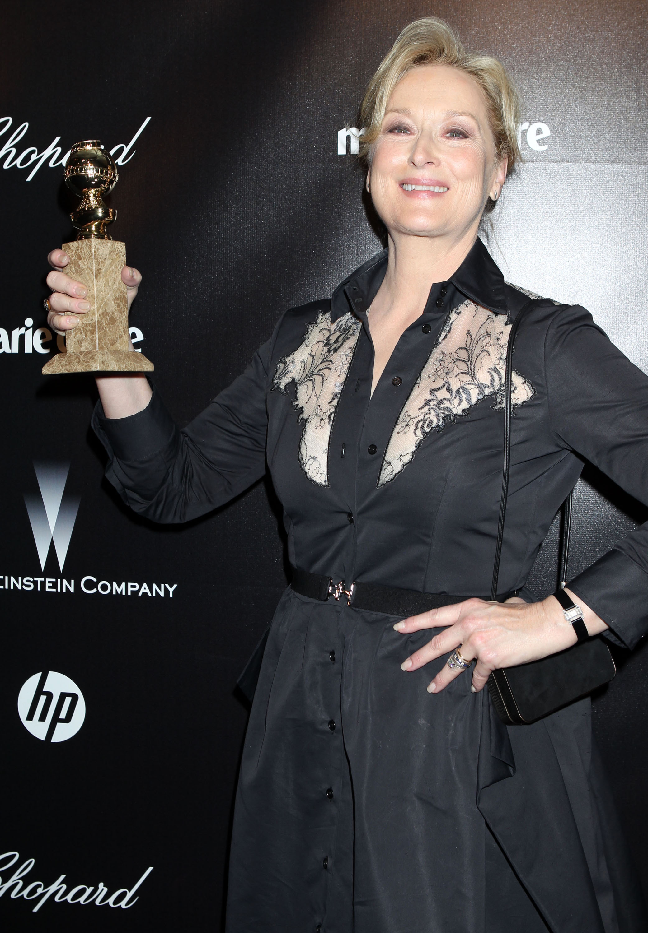 The Weinstein Company 2012 Golden Globe After Party