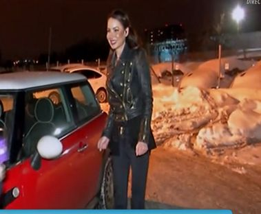 Asistenta Simonei Gherghe, de la Acces Direct, a făcut accident: